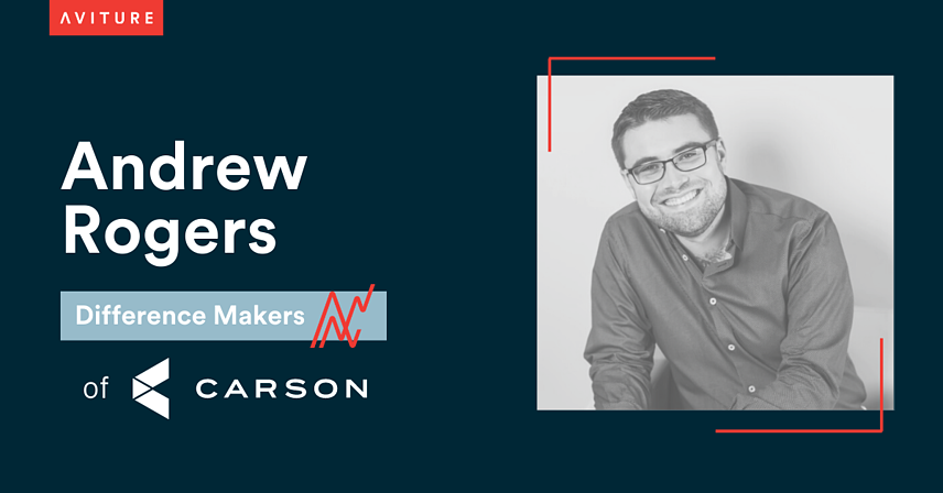 Difference Makers Webinar Event - Carson