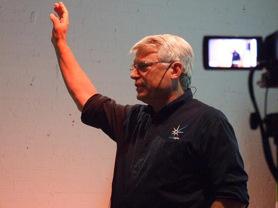 Garage Speaker Series - Uncle Bob Martin