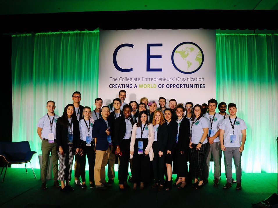 Launching the Next Generation of Entrepreneurs:Aviture+ UNO's Collegiate Entrepreneurs Organization