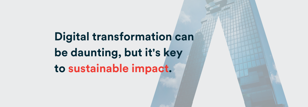 What is a Digital Transformation? Why Now is the Time to Invest in Innovation