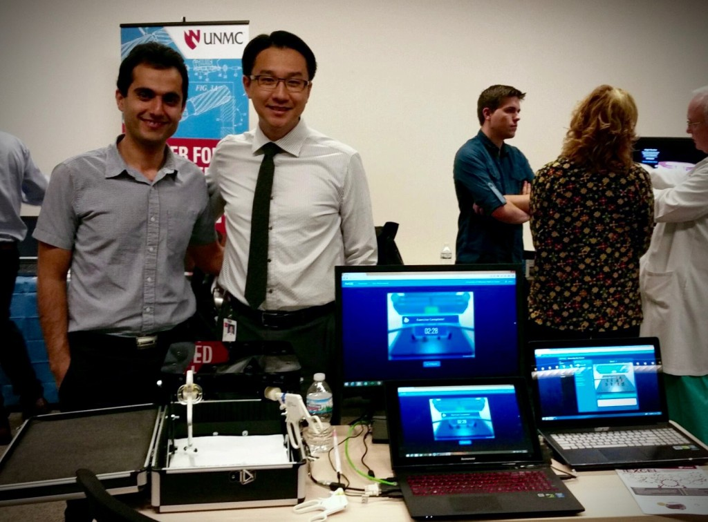PortCAS Demo at UNMC's Innovation Week – A Public-Private Collaboration